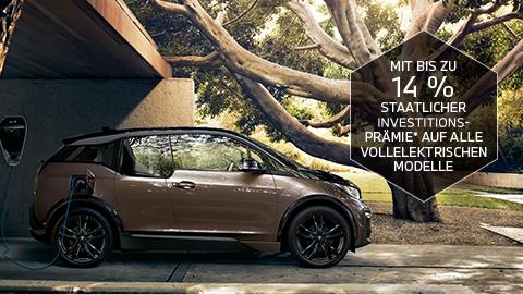 BMW i3 Investitionsprämie
